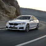 BMW Tampilkan Seri 6 Gran Turismo Pertama di Asia