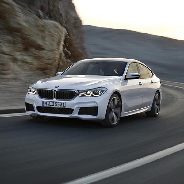BMW Rilis 6 Series Gran Turismo