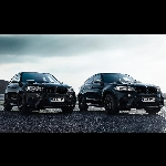 Say hello to the BMW X5M and X6M 'Black Fire' editions