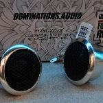 Paket Audio Dominations, Khusus Buat Mobil Honda