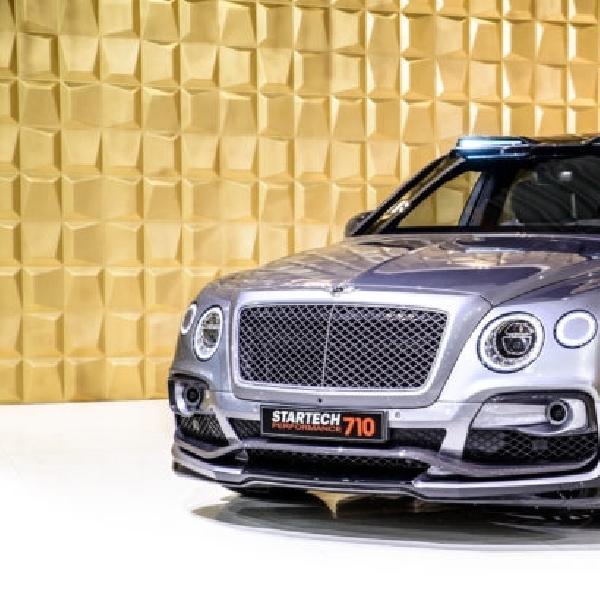 Paket Modifikasi Bentley Bentayga ala Startech
