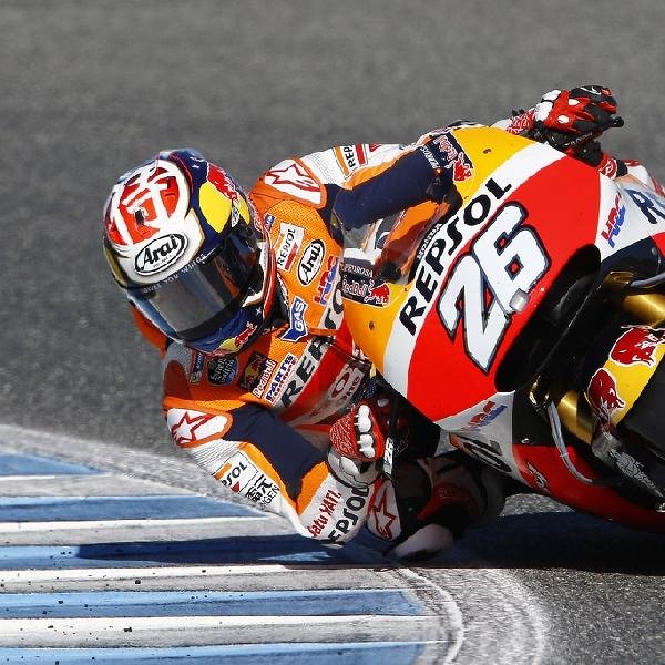 MotoGP: Pedrosa Sebut Kemenangan Rossi di Jerez Membosankan