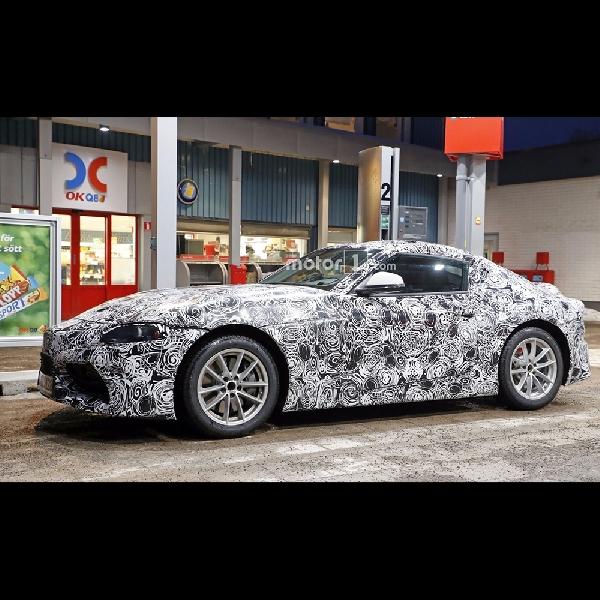 Peluncuran Toyota Supra Terbaru Masih Belum Jelas