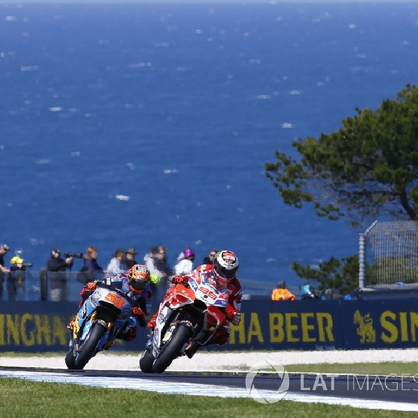 MotoGP: Penampilan Buruk, Lorenzo Ingin Gunakan Fairing Lama