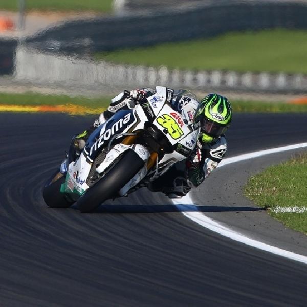 MotoGP: Pernah Naik Podium di Le Mans, Jadi Modal Bagus Crutchlow