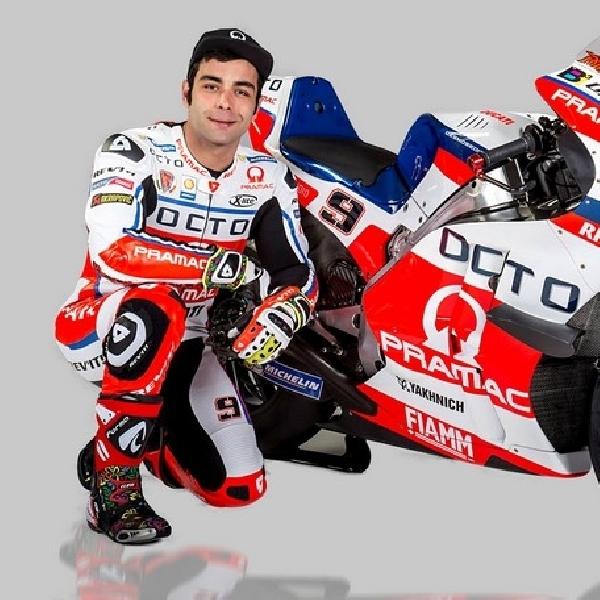 MotoGP: Petrucci Siap Tempur di Le Mans
