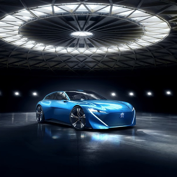 Peugeot Instinct, Tawarkan Mobil Otonom nan Seksi