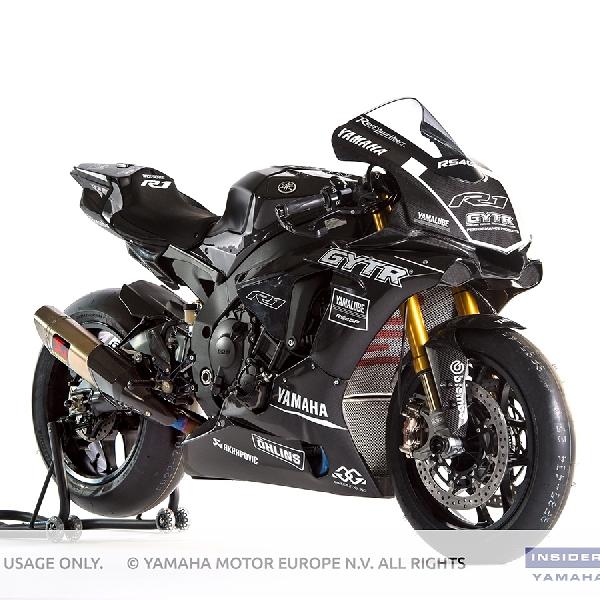Yamaha Memperkenalkan Pernik Performa GYTR untuk Moge R-Series