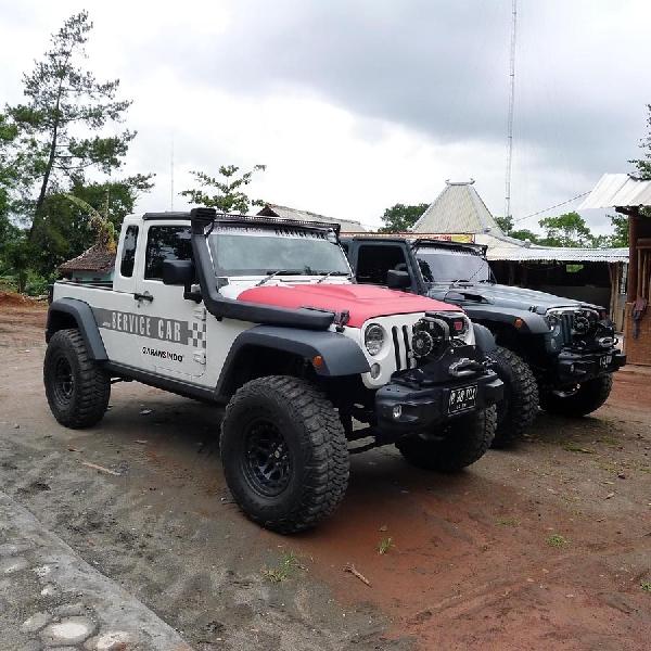 Jeep Indonesia Uji Kemampuan Pada JROC IV