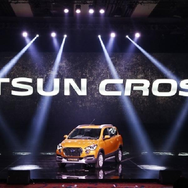 Rebut Antusias Crossover, Datsun CROSS Diluncurkan di Jakarta