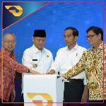 Kali Pertama, Presiden Jokowi Hadir di GIIAS 2018