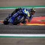 Alex Rins dan Iannone Punya Kans Finish 5 Besar di Aragon