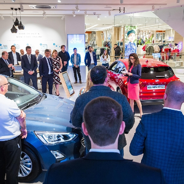 Ford Luncurkan Layanan Terbaru Untuk Pelanggan