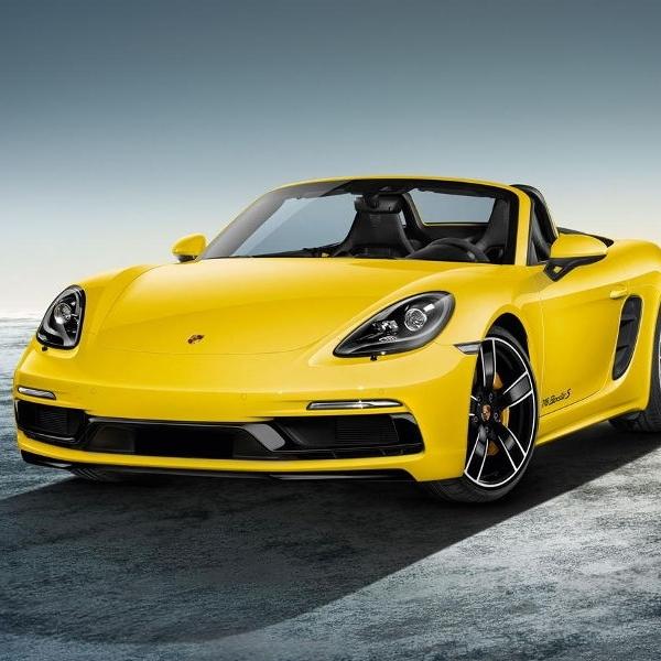 Porsche 718 Cayman dan Boxster akan dapatkan mesin N/A pada spesifikasi GT4