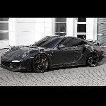 Porsche 911 Ganti Baju dengan Full Serat Karbon