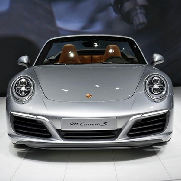 Porsche Hybrid 911 akan Lahir 2018?
