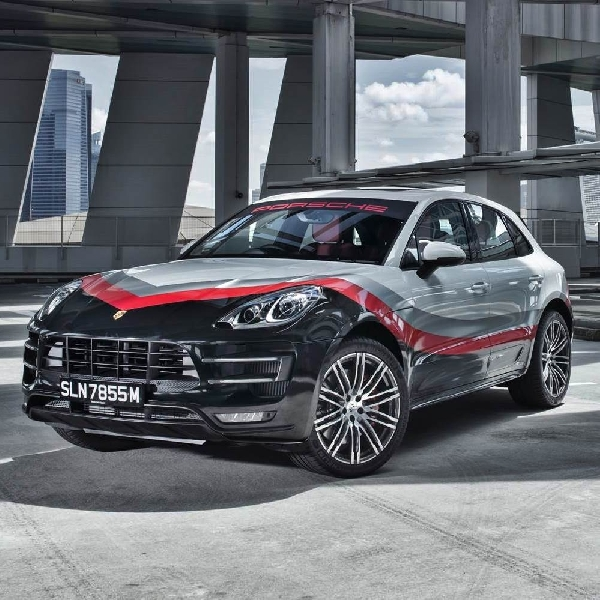 Apa yang Spesial dari Porsche Macan Turbo with Performance Package ?