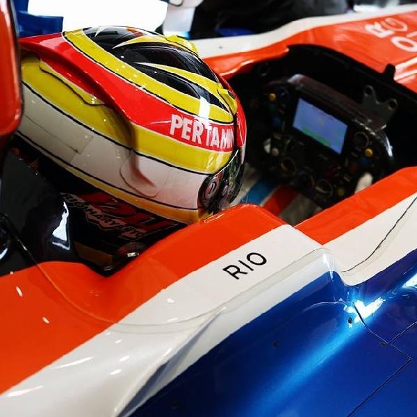 F1: Meski Putus asa, Rio Haryanto dipastikan turun di Gp Jerman