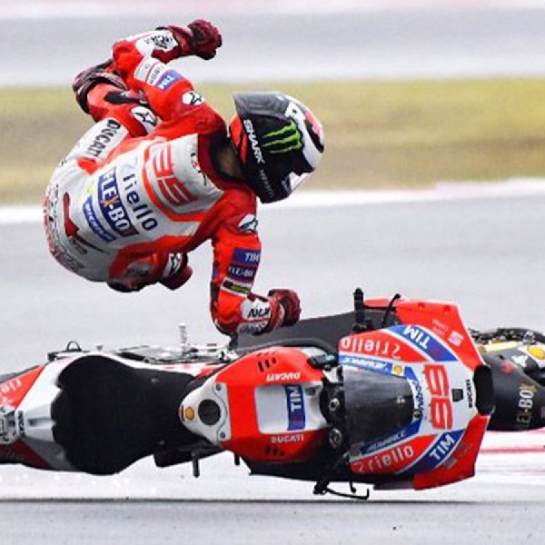 Nasib Lorenzo Kian Terpuruk di Klasemen MotoGP 2018