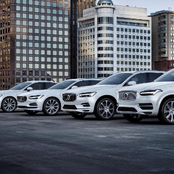 Volvo Catatkan Kenaikan Penjualan pada Oktober