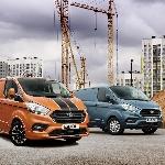 Ford Transit Custom Catatkan sebagai Kendaraan Nomor Dua Terlaris di Bulan Oktober