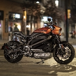 Harley-Davidson Pasang Berbagai Fitur Menarik pada LiveWire
