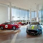 Aston Martin Lagonda Buka Dealer Baru di Abu Dhabi