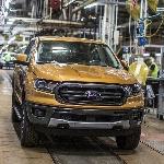 2019 Ford Ranger Akan Diproduksi di Michigan