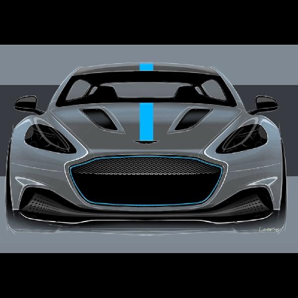 Aston Martin Akhirnya Buat Mobil Listrik