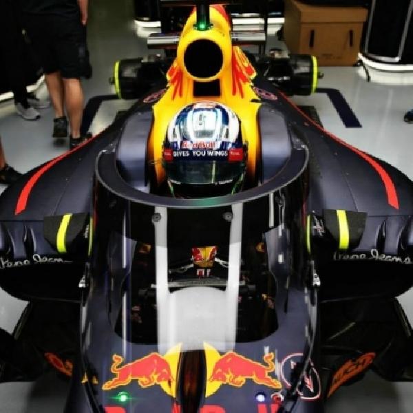 F1: Red Bull Pakai Alat Baru di Rusia