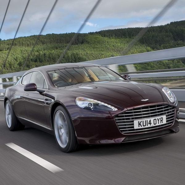 Aston Martin Hentikan Rapide - Digantikan EV