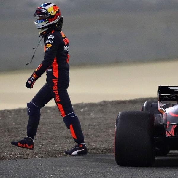 Masalah Kopling Buat Ricciardo Gagal Membalap di Italia