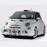 Modifikasi Ala Teluk Persia di Fiat 500