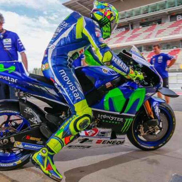 MotoGP: Rossi Dipastikan Tidak Gunakan Sasis Baru di Assen