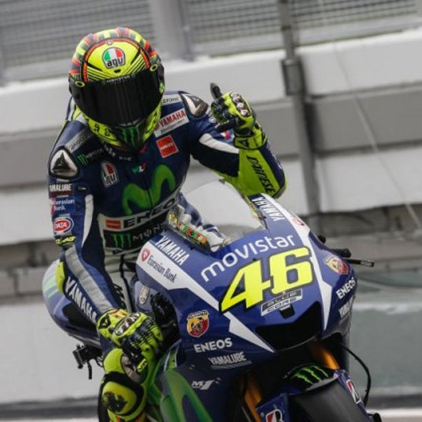MotoGP: Rossi Optimistis Bisa Kejar Marquez