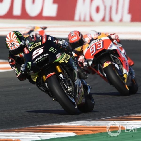 MotoGP: Rossi Sarankan Zarco Pakai Motor YZR-M1 2018