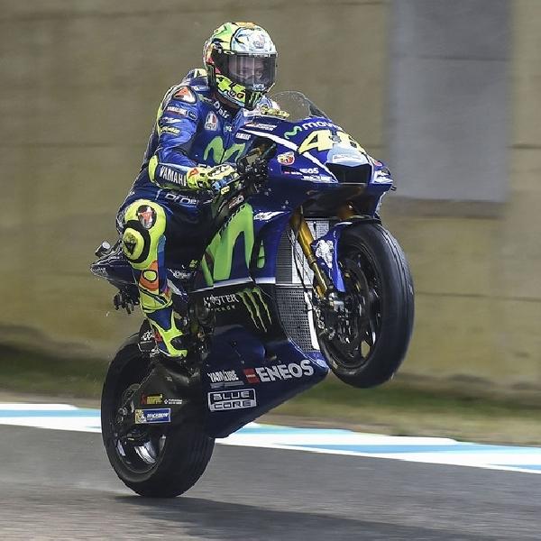 MotoGP: Rossi Sebut Philip Island Tidak Sesulit Motegi