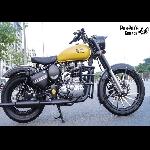 Modifikasi Visual Royal Enfield Classic 350