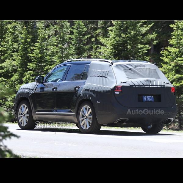 Volkswagen Siap Kenalkan SUV 7 Penumpang