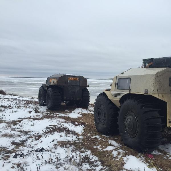 Rusia Kenalkan Kendaraan Yang Bisa Melintas Disegala Medan