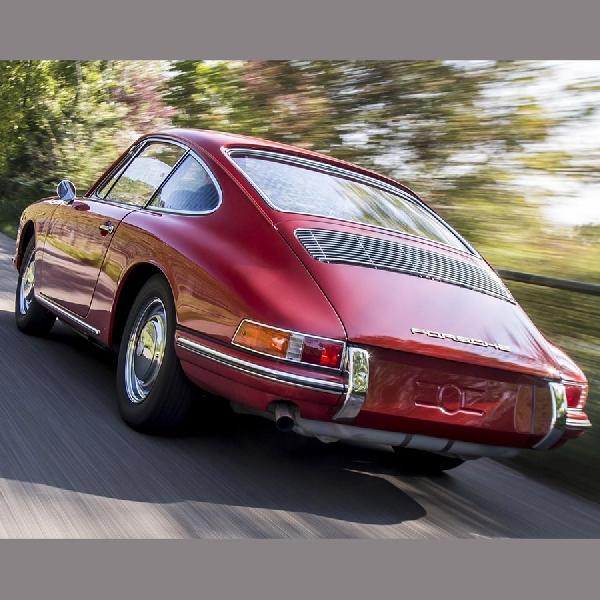 Porsche Restorasi Penuh Model Pertama 911