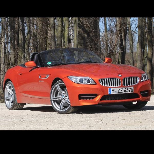 BMW Z4 Akhiri Masa Produksi