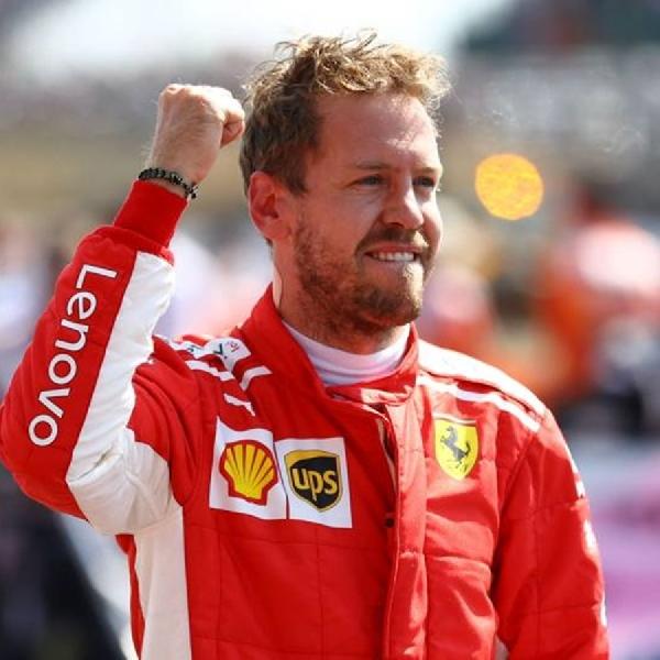 Vettel: Musuh Terbesar Saya Adalah Saya, Bukan Hamilton