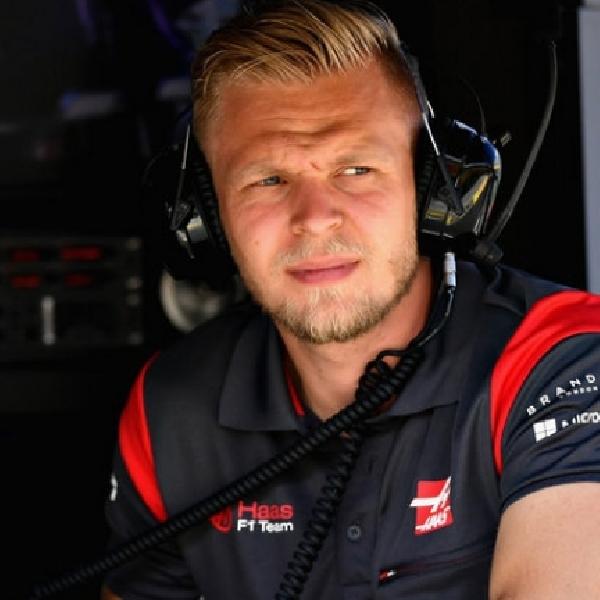 F1: Kontrak di Perpanjang - Magnussen Tetap Fokus Balapan