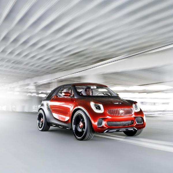Smart Mulai Kepincut Bermain Mobil SUV