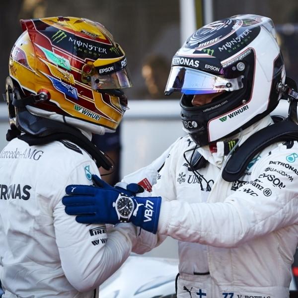 Mercedes Tetap Junjung Tinggi Sportifitas