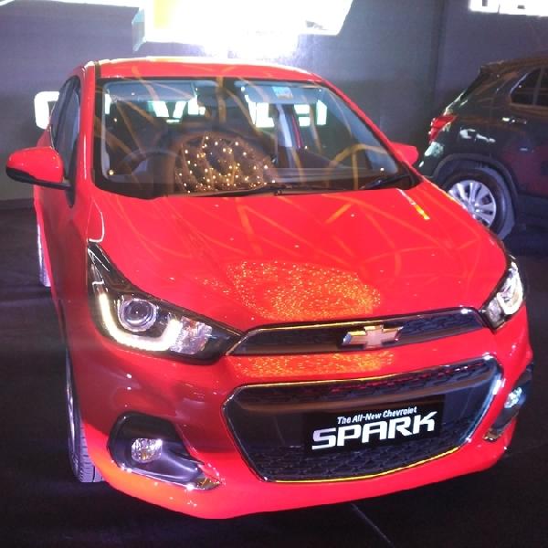 City Car All New Chevrolet Spark Cocok untuk Kota Padat