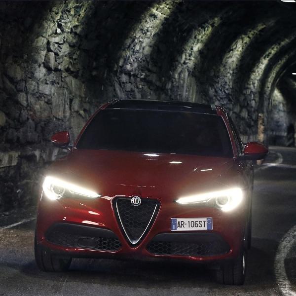 Alfa Romeo Stelvio - SUV Pertama dari Alfa Romeo