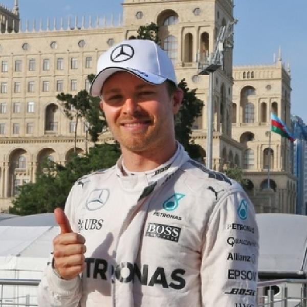 F1: Nico Rosberg kejar kemenangan ketiganya di Austria
