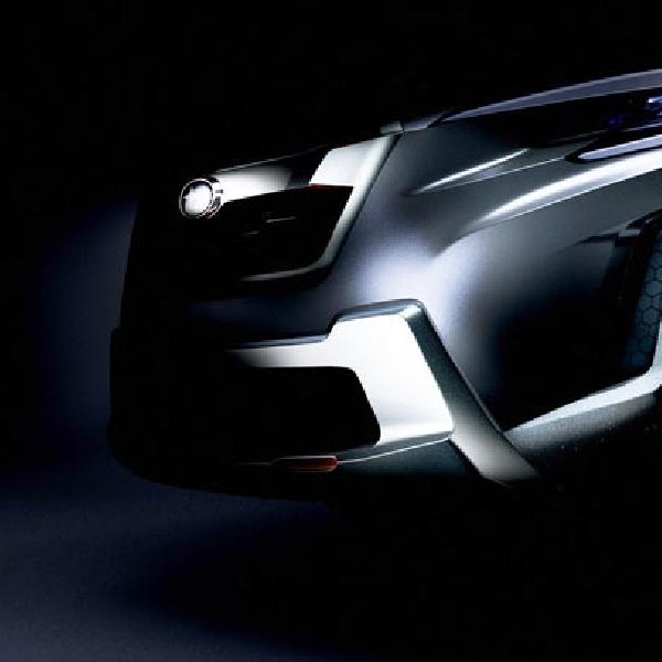 Subaru akan Buka Selubung Konsep Crossover XV Bulan Depan